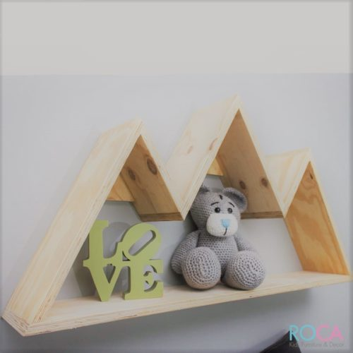 Trendy Range Shelf Kids Decor