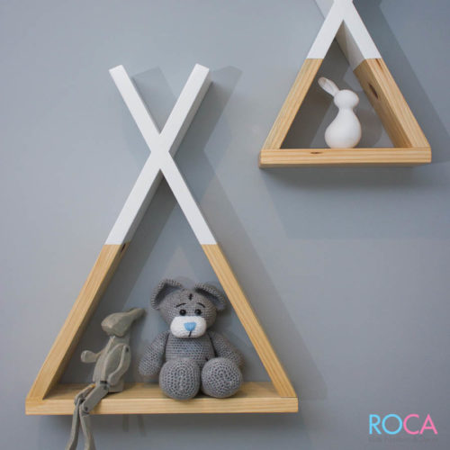 Children's bedroom shelf - TP Shelf
