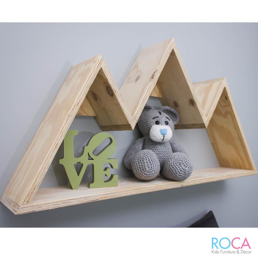 Children's bedroom shelf - Range Shelf