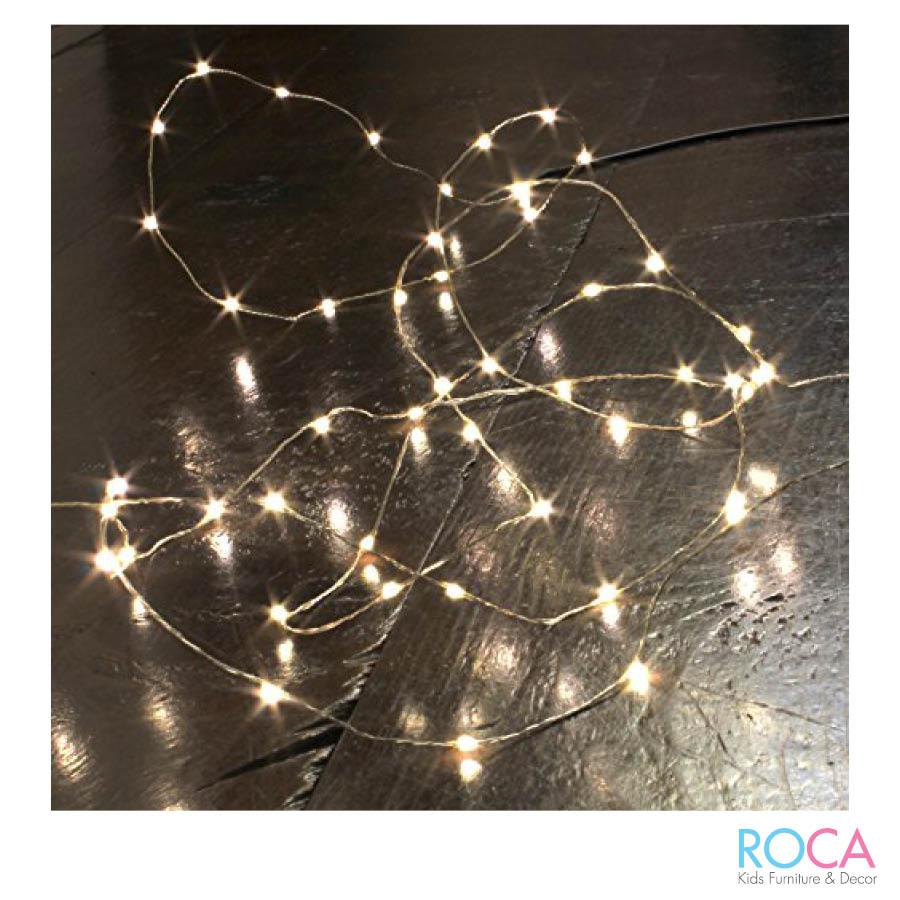 Kids bedroom decor - fairy lights