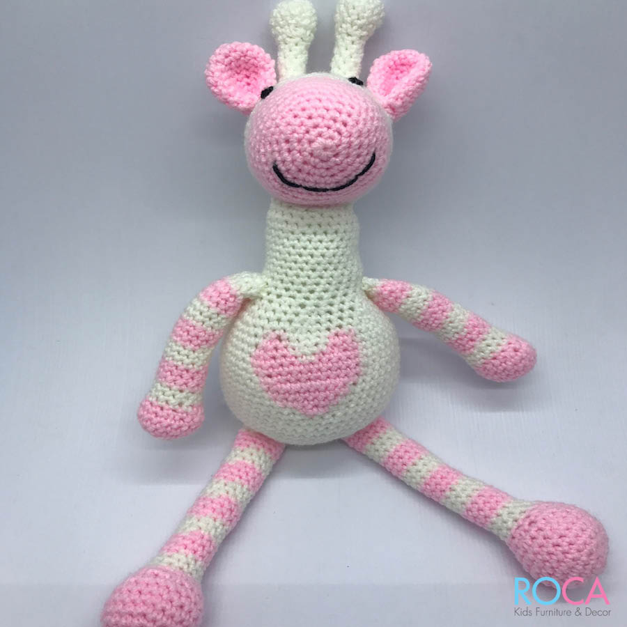 Handmade Kids Cool Crochet Toys