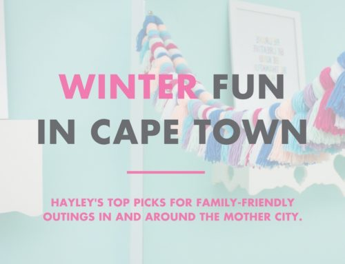 Winter Fun In Cape Town!
