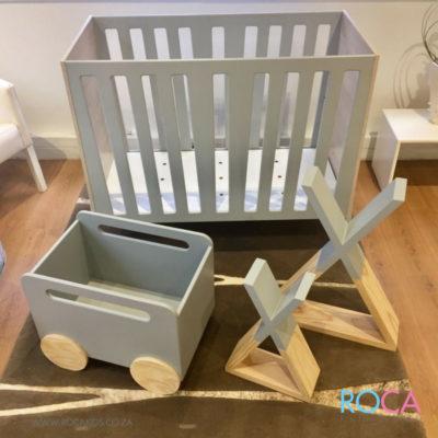 ROCA Kids Furniture Lilly Cot Customisation