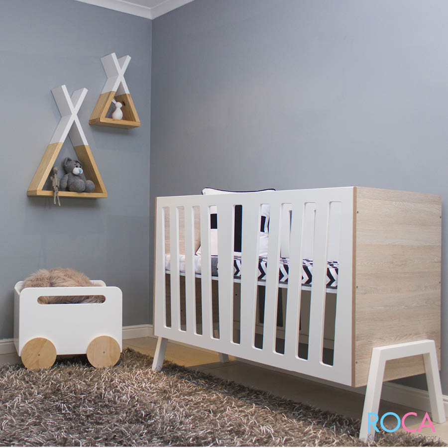 ROCA Kids Furniture Lilly Cot Customisation