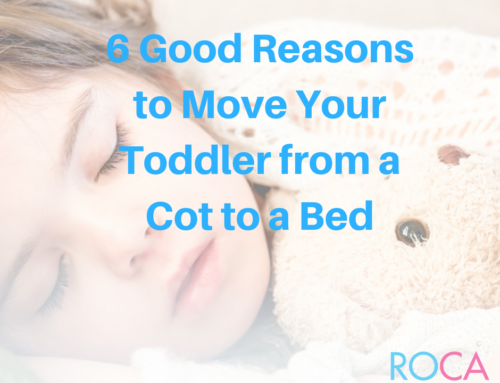 Six Good Reasons to Move Your Toddler from a Cot to a Bed: