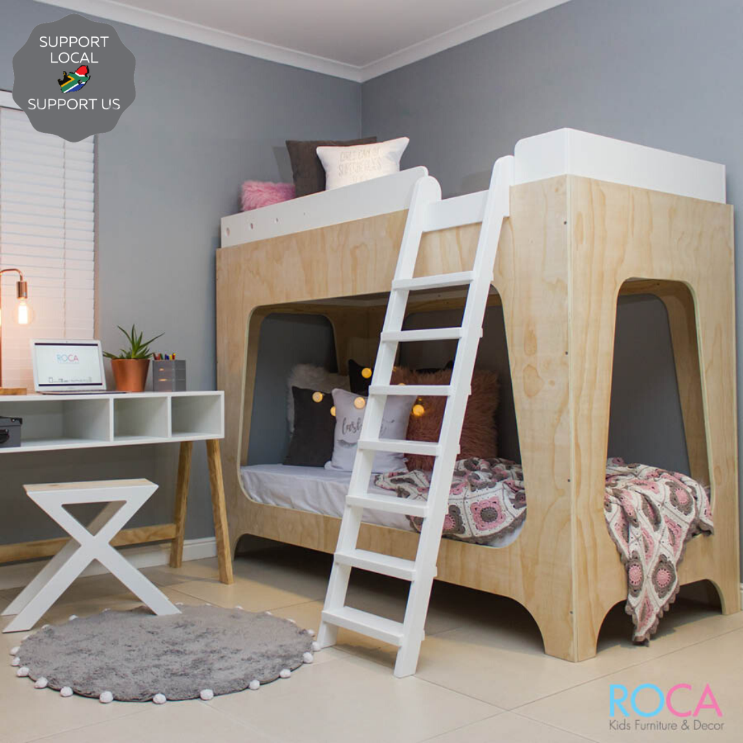 Picture of: Swede Trendy Modern Children S Double Bunk Bed Order Yours Today